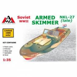Armed Skimmer NKL-27 late