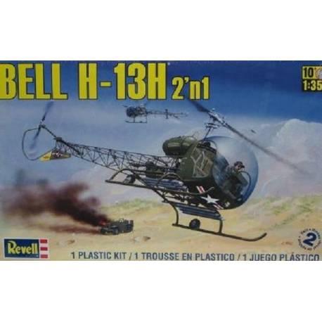 Bell H-13H
