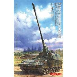 GERMAN PANZERHAUBITZE 2000 SELF-PROPELLED HOWITZER