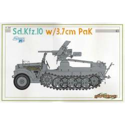 Sd.Kfz.10 w/3.7cm PaK 35/36