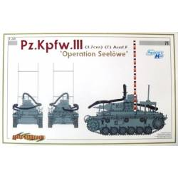"Pz.Kpfw.III Ausf.F (3,7cm) (T) ""Operation Seelöwe"""