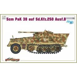 5cm PaK 38 auf Sd.Kfz.250 Ausf.B