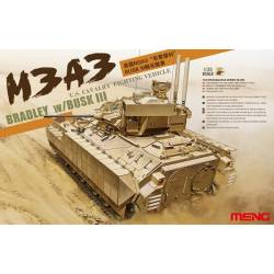 U.S. CAVALRY FIGHTING VEHICLE M3A3 BRADLEY w/BUSK III