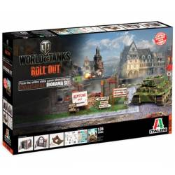 World of Tanks - HIMMELSDORF DIORAMA SET
