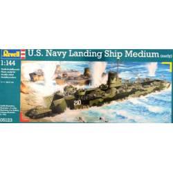 U.S.Navy Landing Ship Medium (LSM)