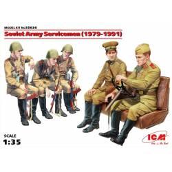 Soviet Army Servicemen (1979-1991)