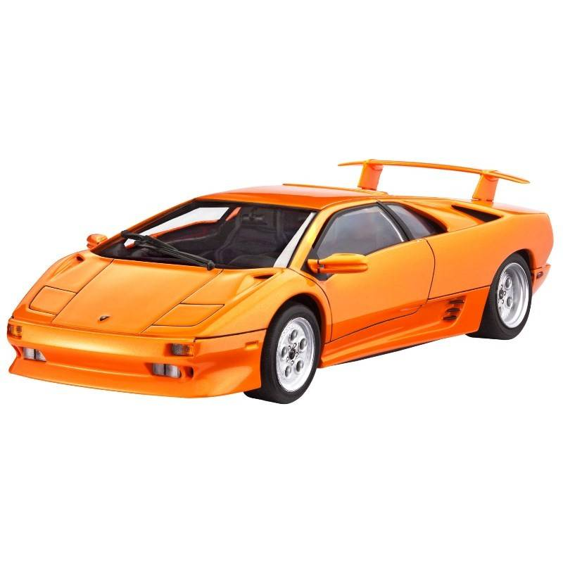 lamborghini diablo vt revell 07066 1 24 me maquette char promo. Black Bedroom Furniture Sets. Home Design Ideas
