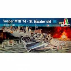 Vosper MTB 74 St. Nazaire Raid