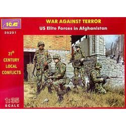 US Elite Forces in afghanistan