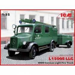 L1500s Llg Light Fire Truck