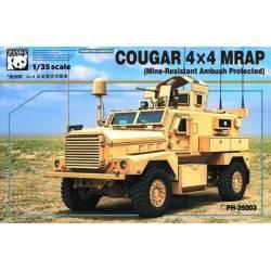 Cougar 4x4 MRAP (Mine Resistant Ambush Protected)