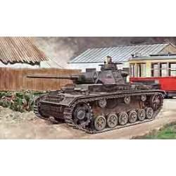 Pz.Kpfw. III Ausf. J (2 in 1) Smart Kit)