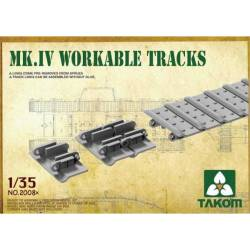Mk IV Cement Free Workable Tracks