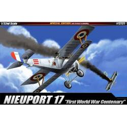 NIEUPORT 17 FIRST WORLD WAR CENTENARY