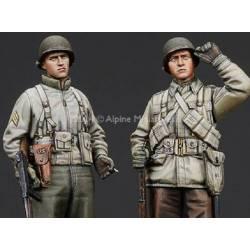 WW2 US Infantry Set