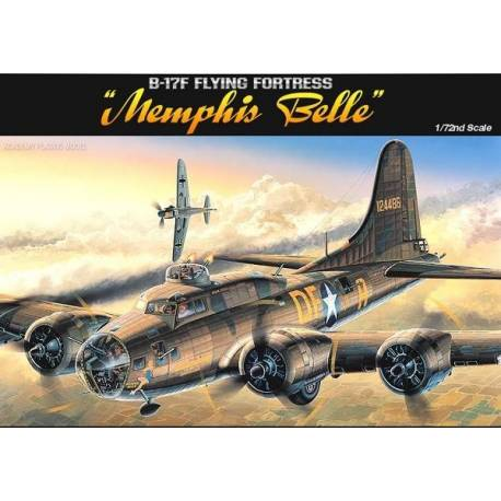 B-17F FLYING FORTRESS MEMPHIS BELL