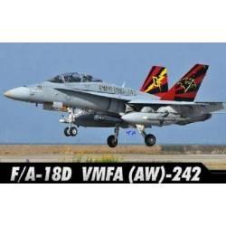 USMC F/A-18D 'VMFA(AW)-242 BATS'