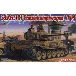 Sd.Kfz. 181 Panzerkampwagen VI (P)