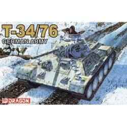 T-34/76 Medium Tank 'German Army'