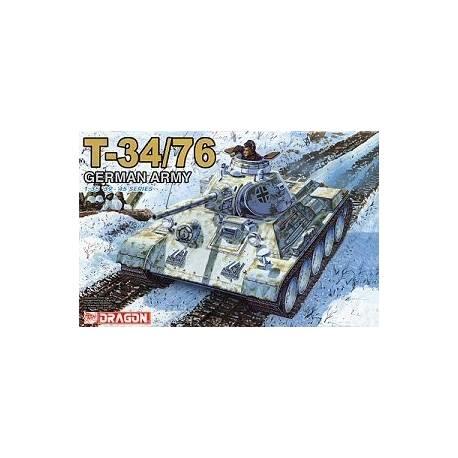 T-34/76 Medium Tank 'German Army'