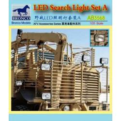 LED Search Light Set A