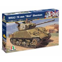 """M4A2 76 mm """"Wet"""" Sherman"""
