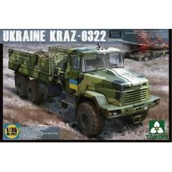 Ukraine KrAZ-6322 Heavy Truck Late Type