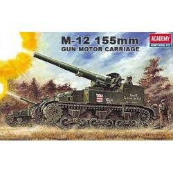 M-12 155mm GUN MOTOR CARRIAGE