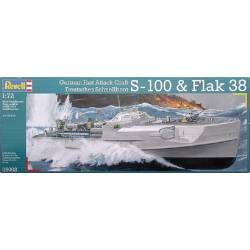S-100 & Flak 38