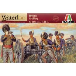 WATERLOO (200years) British Artillery