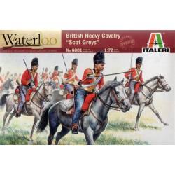 "BRITISH HEAVY CAVALRY ""Scot Greys"""