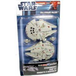 Millennium Falcon (Easykit snap-together) Star Wars