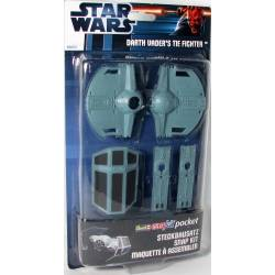 Darth Vader's TIE Fighter easykit pocket Star Wars