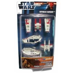 Republic Gunship easyKit pocket Star Wars
