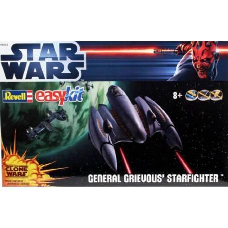 Revell Easykit Grievous Starfighte Maquette 06682 Clone Wars