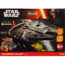 Millennium Falcon Build & Play Lights/Sound Series Star Wars