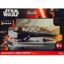 Resistance X-Wing Build & Play Kit Star Wars