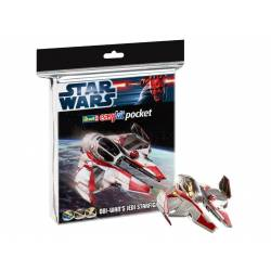 Anakin's Jedi Starfighter easykit pocket Star Wars
