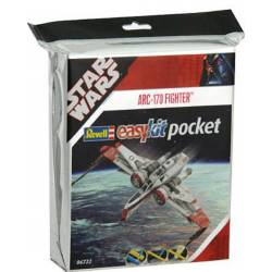 ARC-170 Fighter easykit pocket Star Wars