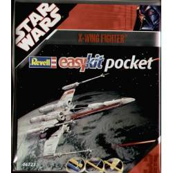 X-Wing Fighter easykit pocket Star Wars