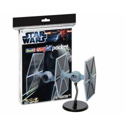 TIE Fighter easykit pocket Star Wars