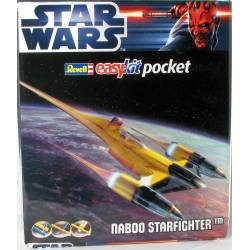 Naboo Starfighter easykit pocket Star Wars