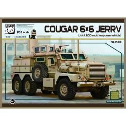Cougar 6x6 JERRV (Joint EOD Rapid Response Vehicle)