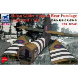 Horsa Glider Wing & Rear Fuselage (Tail Unit) Set