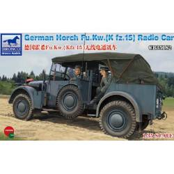German Horch Fu.Kw.(Kfz.15) Radio Car