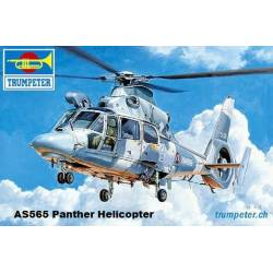 AS565 Panther Helicopter