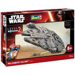 Millennium Falcon easykit Star Wars
