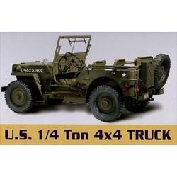 U.S. 1/4 Ton 4x4 Truck