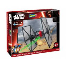 First Order Special Forces TIE Fighter - EASY KIT Star Wars