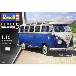 VW Type 2 T1 Samba Bus